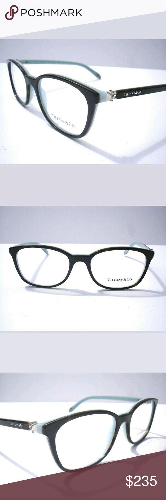 Authentic Tiffany Eyeglass Frames TF2103B | Tiffany, Tiffany blue ...