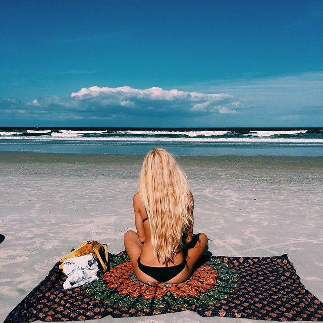 Inspiração: Ideia de Fotos na Praia