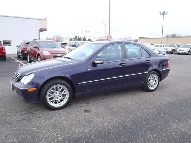 2001 Mercedes C320