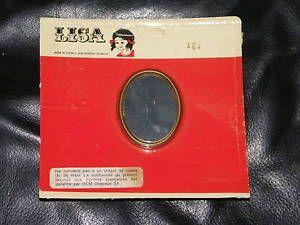 Jouet Vintage Miroir Pour Maison de Poupée Lisa Denmark Neuf Sous Blister | eBay