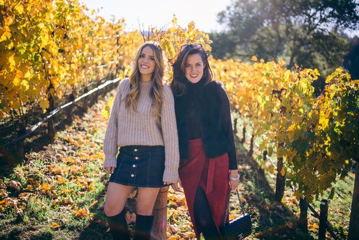 Gal Meets Glam Newton Vineyard Wine Tasting with Rosie Londoner