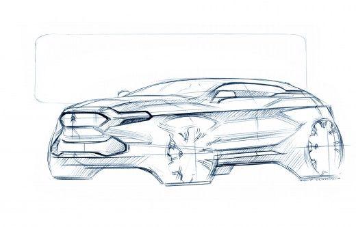 Concept - Citroen SUV - Портфолио дизайнеров - Портфолио дизайнеров - Cardesign.ru
