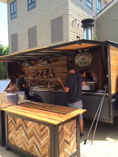 wood food truck - Google Search                                                                                                                                                                                 More