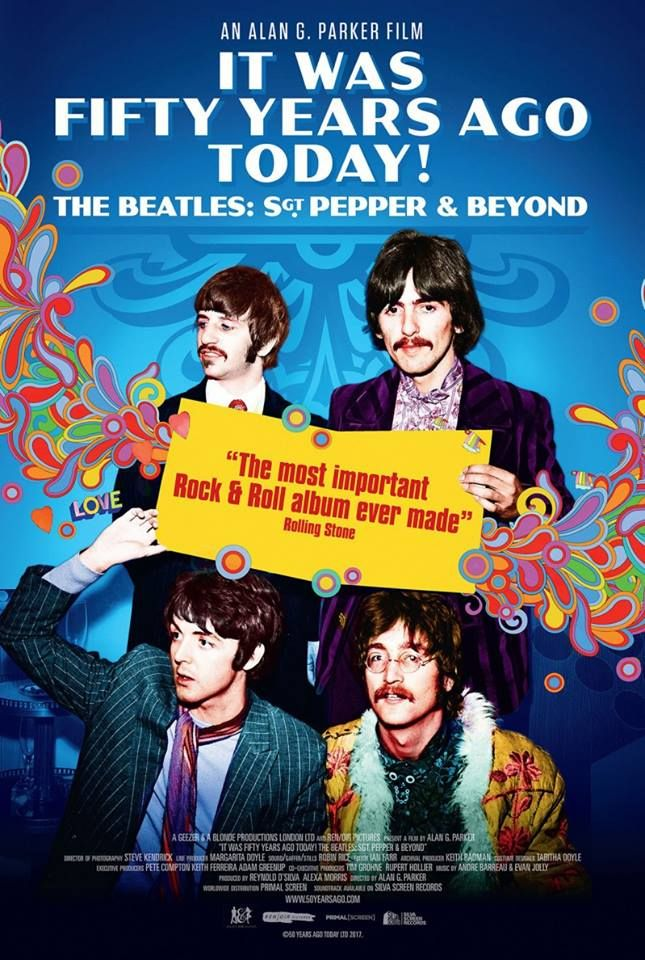 BEATLES  MAGAZINE: NEW BEATLES DOCUMENTARY SET FOR CINEMA RELEASE IN ...