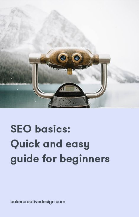 With more customers using search engines to find what they're looking for online, it's more important than ever to hit the books and acquaint yourself with some SEO basics.