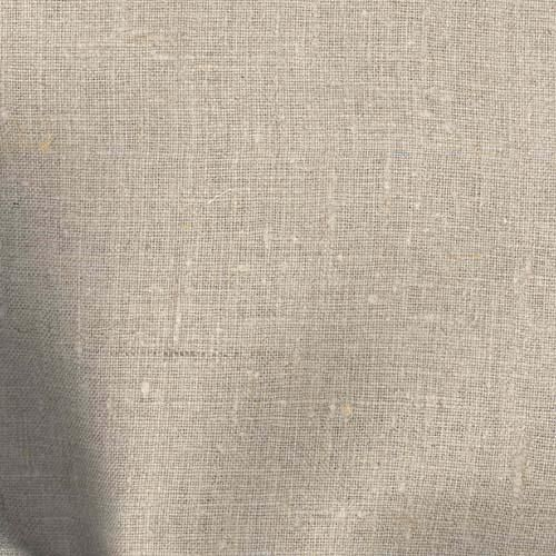 European Linen Fabric Oatmeal...this one is prettier in person, in between gray and brown