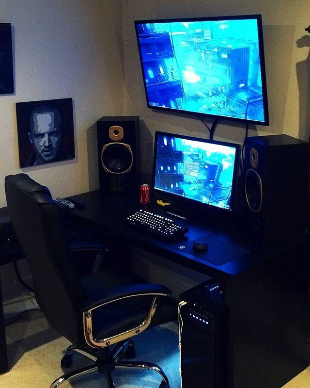 Amazing setup!
