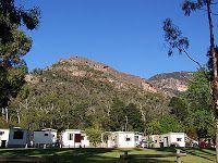 Halls Gap Caravan Park, #Grampians National Park, Victoria