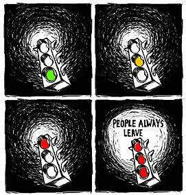 Les Frères Scott...Always And Forever: Dessin--People Always Leave