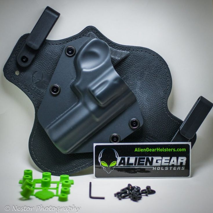 Revolver Gear Review: Alien Gear Cloak Tuck 3.0 Holster for the Ruger SP101