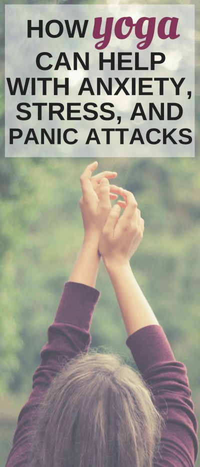 Learn how yoga can help with anxiety, stress, and panic attacks. Yoga and meditation are important tools for dealing with stress and anxiety. Get the tools that you need to combat anxiety and to start a practice today.