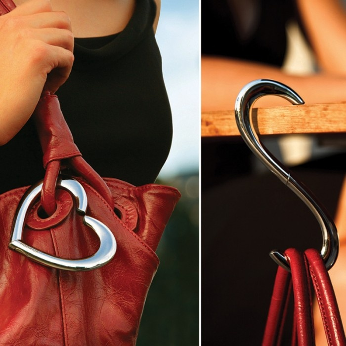 The Hookup Purse Hanger - Jewelry and Apparel