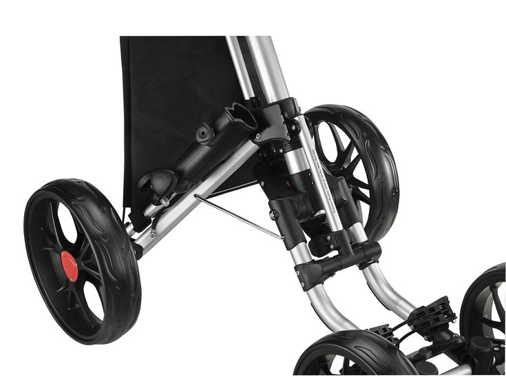 Caddytek oneclick folding 4 wheel version 3 golf push cart