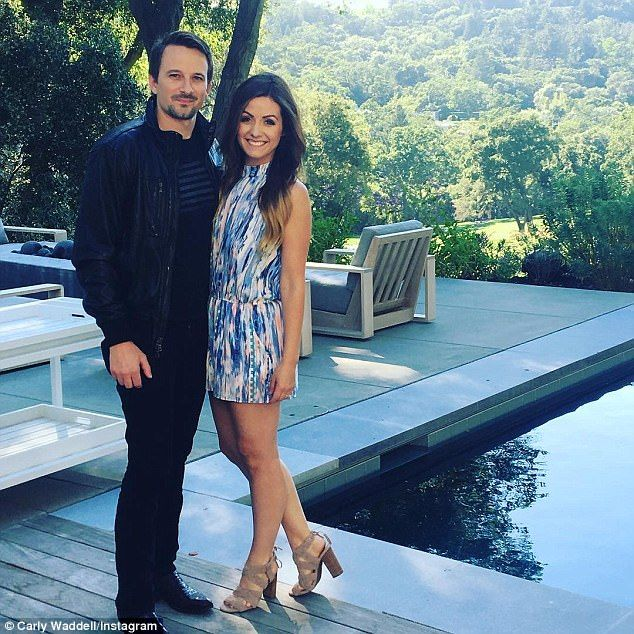 Still gettin' hitched:Bachelor In Paradise contestants Evan Bass and Carly Waddell are continuing with their nuptials as ABC plans to film the wedding despite the recent scandal