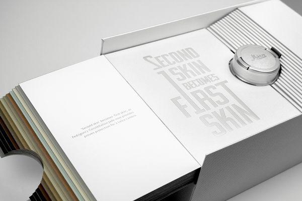 Leica X2 Paper Skin Fedrigoni Limited Edition... Who Needs Leather | Baxtton