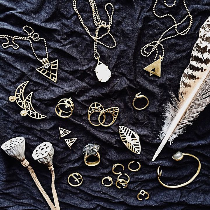"LOVELY JEWELRY COLLECTION BY ""ALOHA GAIA"""