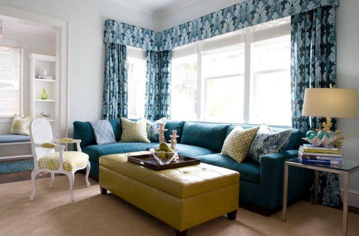 Угловые диваны — комфортные идеи для Вашей гостиной