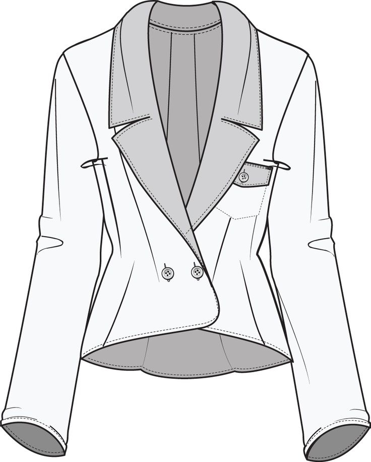 blazer - A long-sleeved sports jacket with lapels ...