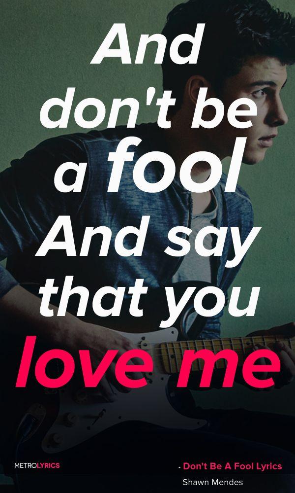 Don be angry lyrics