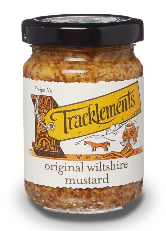 The Tracklement Company Ltd - Original Wiltshire Mustard - the first and the best