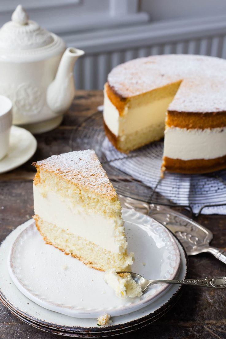 This German Classic Thermomix Kaesesahne Cake is one of the best recipes for afternoon tea.
