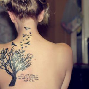 Girl Tattoo Ideas Tumblr
