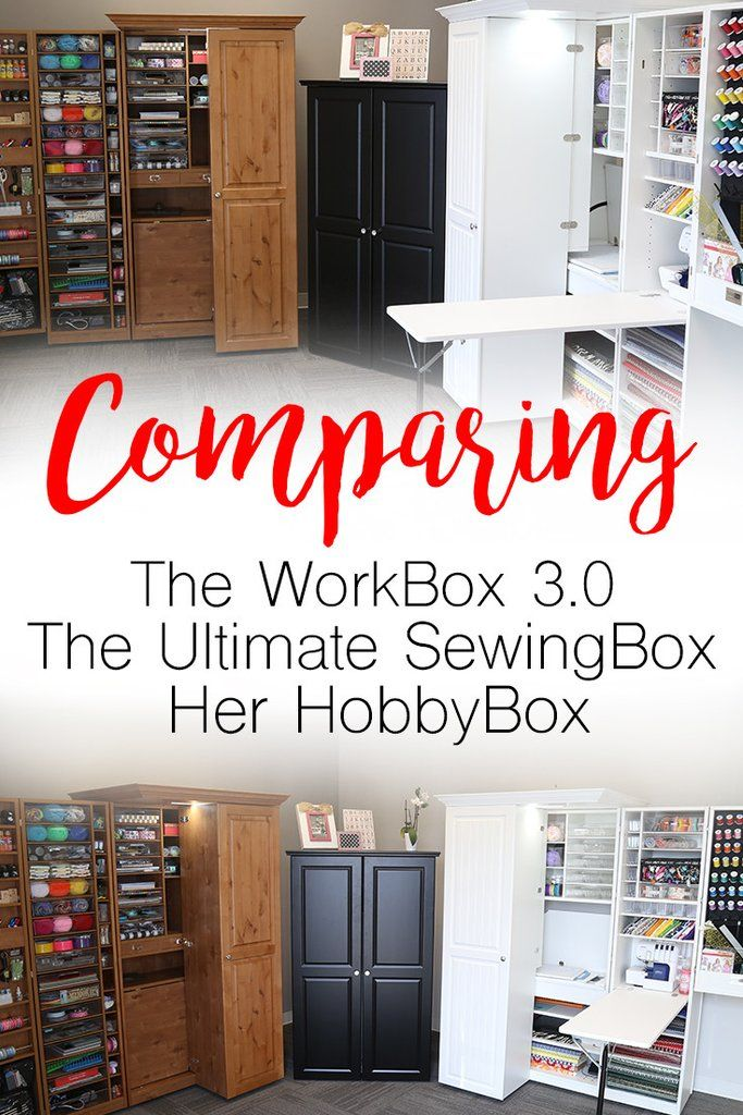 Comparing The Workbox 3 0 Vs The Ultimate Sewingbox Vs Her