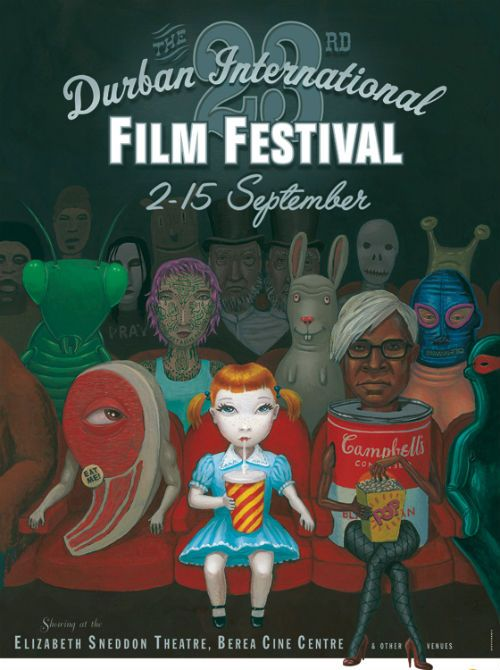 Durban International Film Festival ~Via New York Studio: Professional Acting