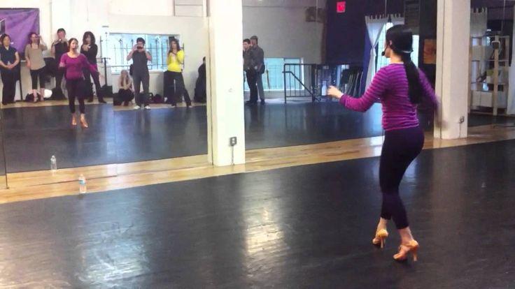 Alien Ramirez body movement workshop