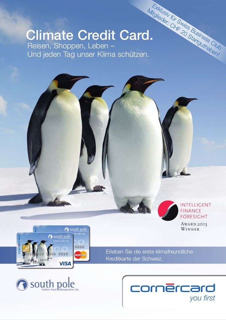 Weltweit das Klima schützen – mit der ersten klimafreundlichen Kreditkarte der Schweiz! by Lucas Wyrsch via slideshare
