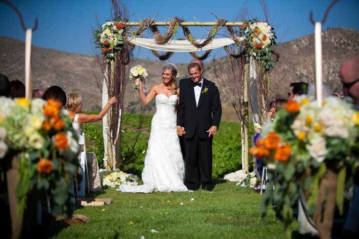 25+ Best Ideas About Outdoor Wedding Canopy On Pinterest