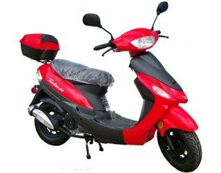 TaoTao ATM50-A1 Gas Street Legal Scooter