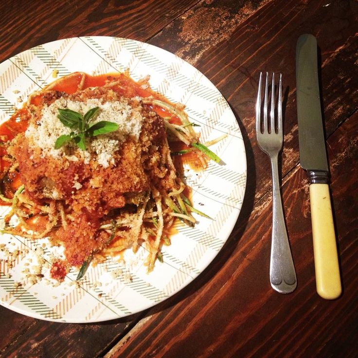 If you are a gluten free vegan on a Paleo diet you can still enjoy a version of spaghetti and meatballs. Using vegetables instead of pasta is great for those humid summer evenings when you feel like a light meal.