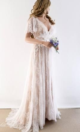 Other Silk Brides Wedding Dress | New, Size: 8, $1,000