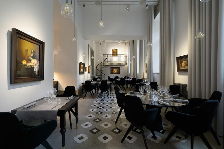 Art Prior is a fine dining restaurant, focusing on Estonian and Nordic tastes with Asian flavors. The interior design of the restaurant is an experience, like eating in the art museum. #eckeröline #eckeroline #tallink #estonia www.eckeroline.fi