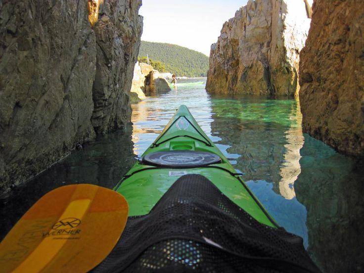 Sea Kayaking Skopelos — A Greek Adventure