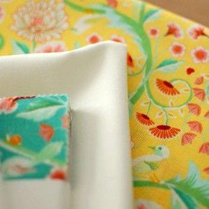 Birds & Berries Quilt Kit Sun - Warp & Weft | Exquisite Textiles