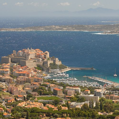 Calvi, Corsica | France (by Werner Schnell)