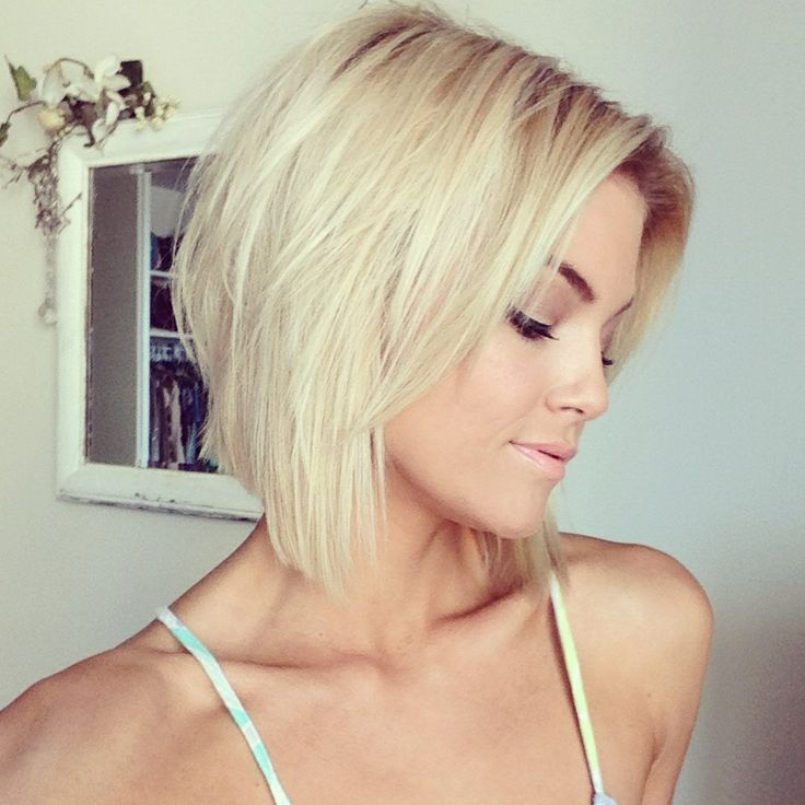 Short hair...I wonder if I could do a cut like this...