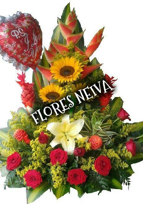 Floristeria Neiva 3153335017