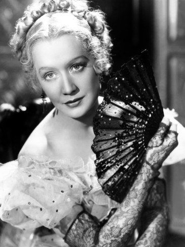 """1935 - Place 10 - Miriam Hopkins in """"Becky Sharp"""""""