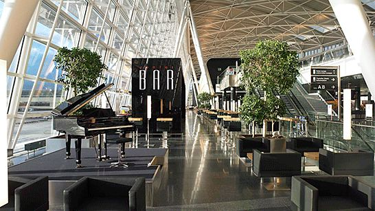 Center Bar - Zurich Airport (airside)