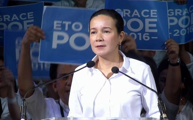Grace Poe's DNA tests turn out negative Sen. Grace Poe's DNA did not match with some of the subjects who submitted their samples the senator's spokesman said on Wednesday (November 4).