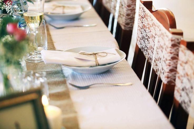 Radka & Lukáš 4.7.2015   Wedding Table