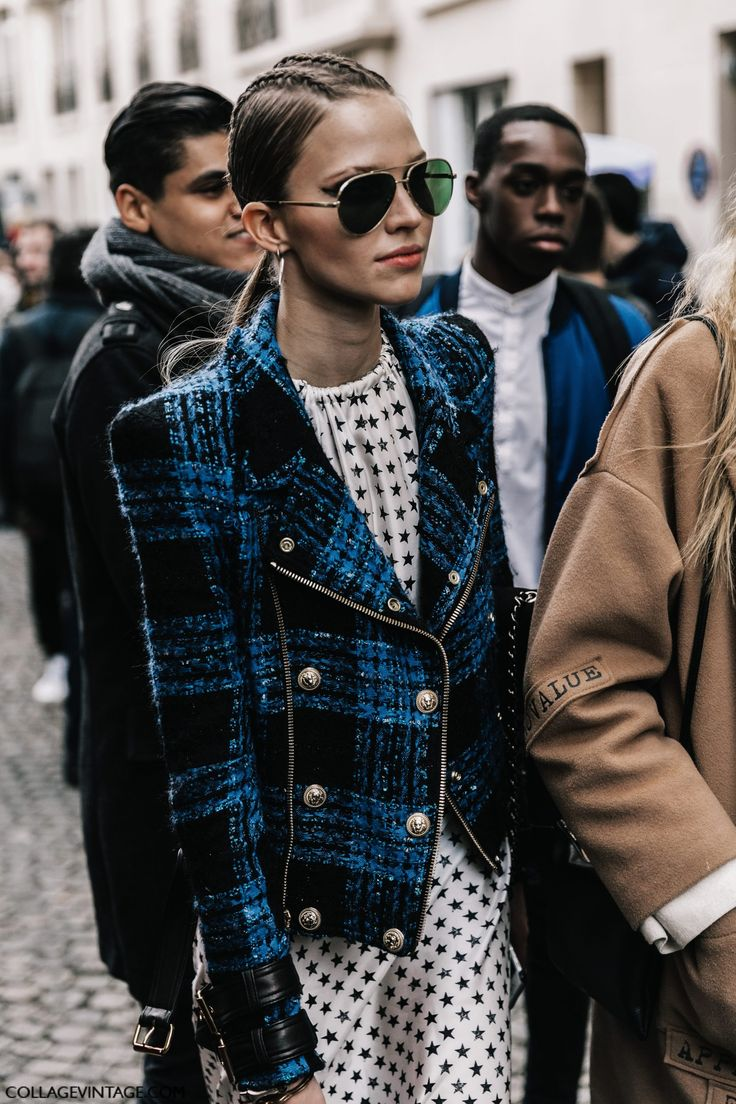 PFW Street Style Fall 2017