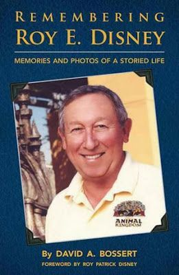 Between Books - Remembering Roy E. Disney