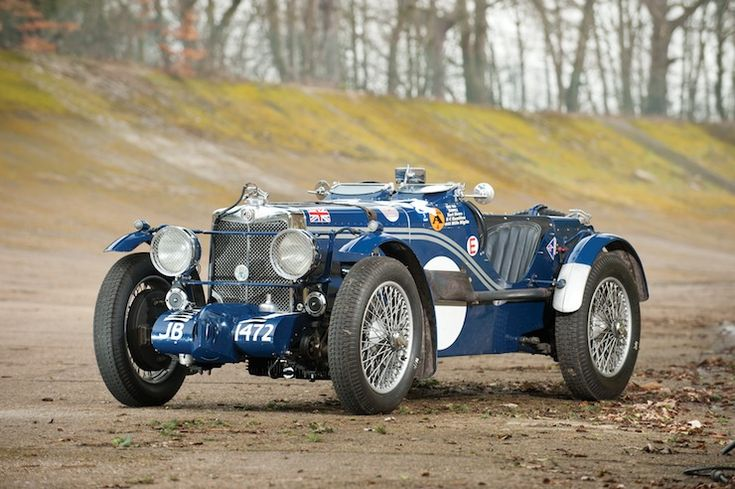 The MG K3 Magnette is quite a remarkable motor car, this example actually won the Mille Miglia in 1933 in the hands of the capable racing dr...