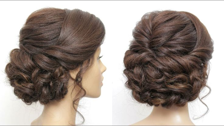 Marriage ceremony Promenade Updo Tutorial. Formal Hairstyles For Lengthy Hair – YouTube