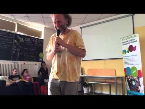 Jaroslav Dušek a Nevýchova: Rozhovor - YouTube