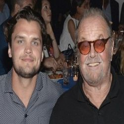 Ray Nicholson is the look a-like son of actor Jack Nicholson and actress Rebecca Broussard